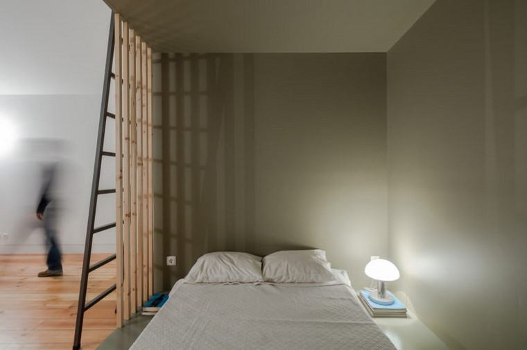 nuevo estilo diseno apartamento pequeno dormitorio estrecho ideas