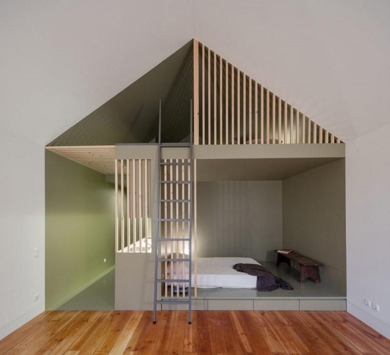 nuevo estilo diseno apartamento pequeno dormitorio ideas