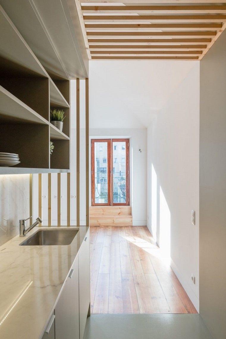 nuevo estilo diseno apartamento pequeno espacio ideas