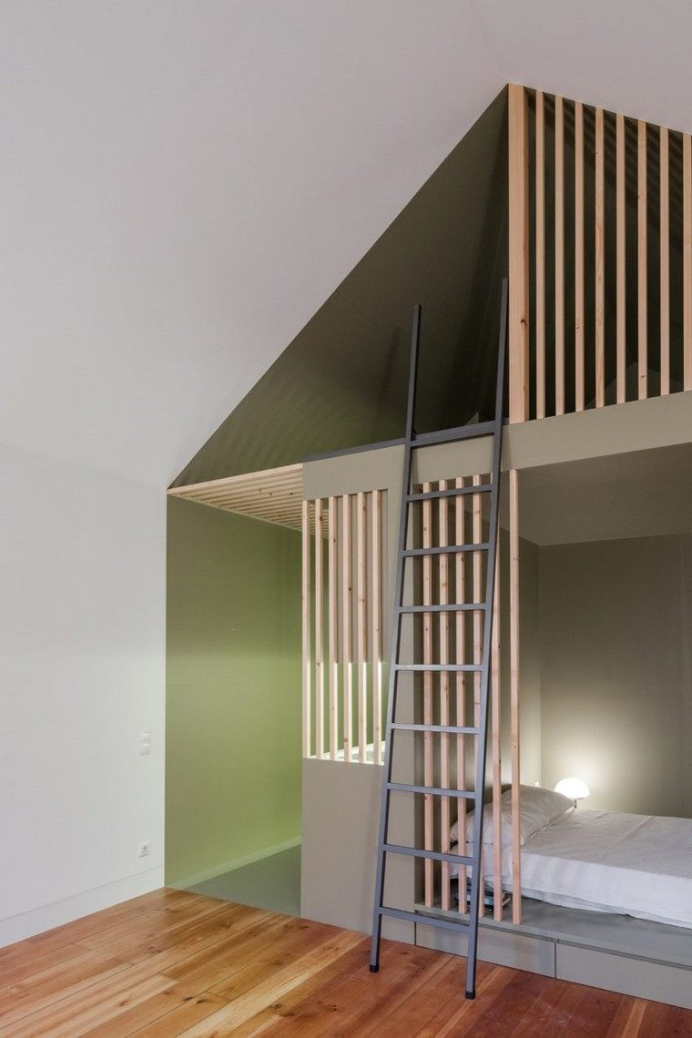 nuevo estilo diseno apartamento pequeno espasio aprovechado ideas