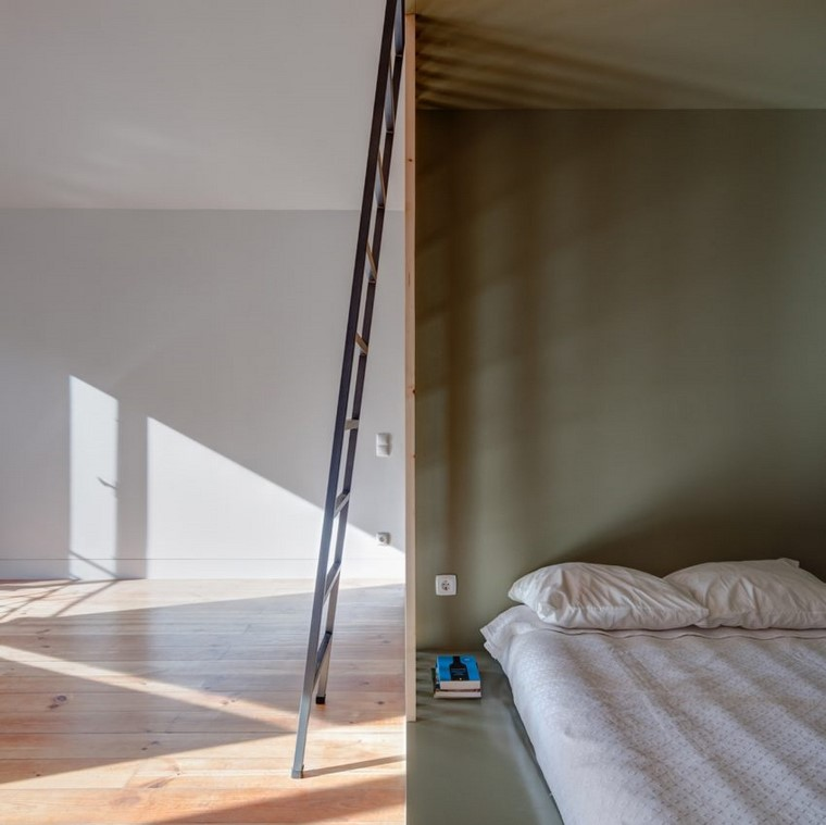 nuevo estilo diseno apartamento pequeno pared ideas