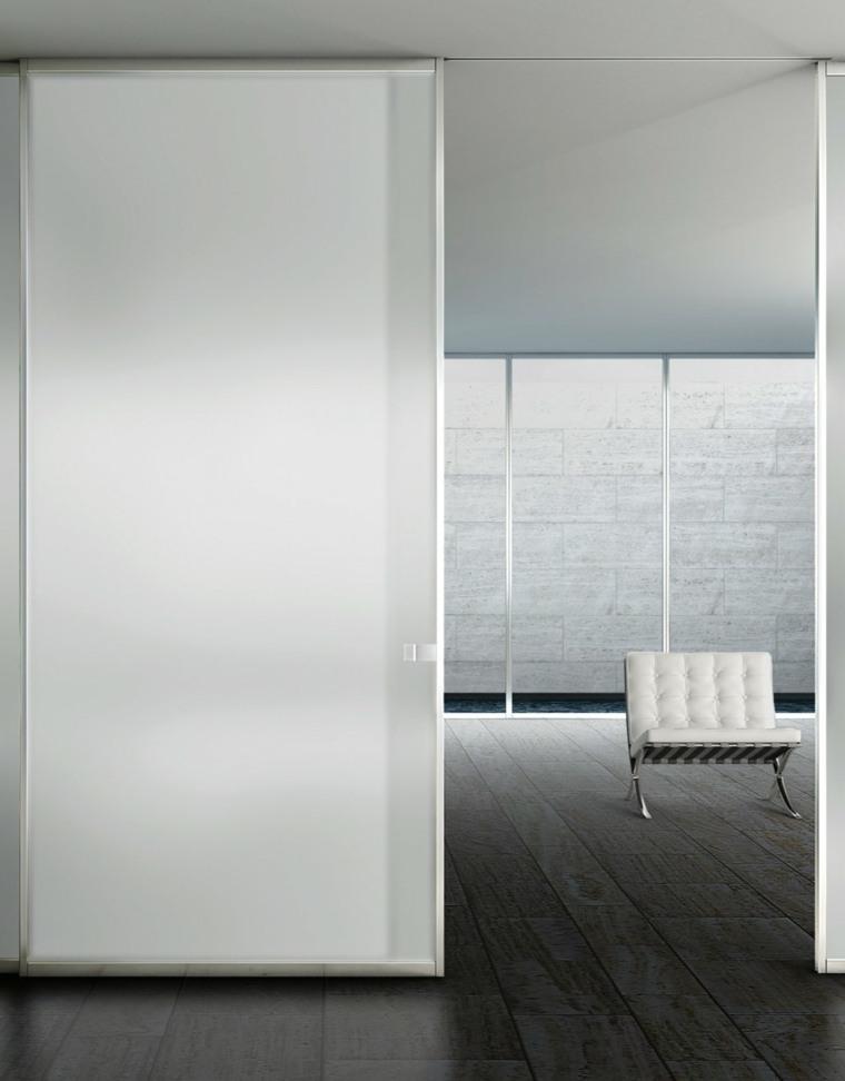 diseño interior puerta