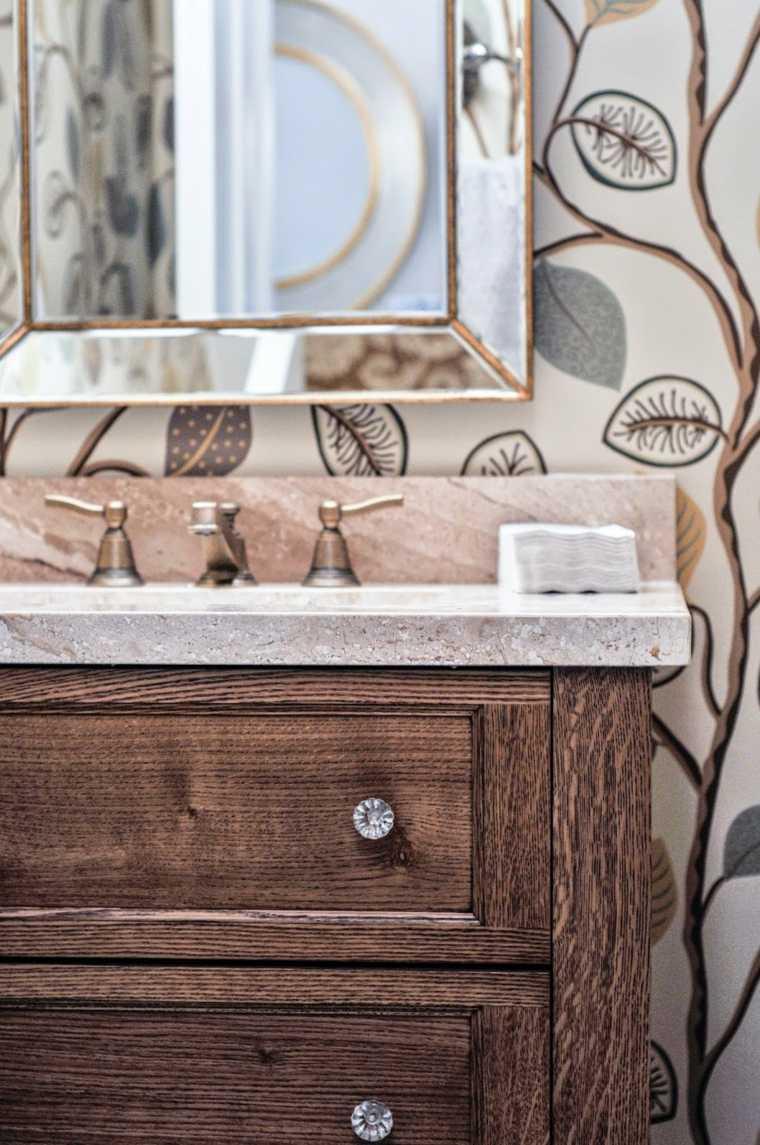 Papel Pintado Para Muebles Para Decorar Los Interiores  ~ Decorar Muebles Con Papel Pintado
