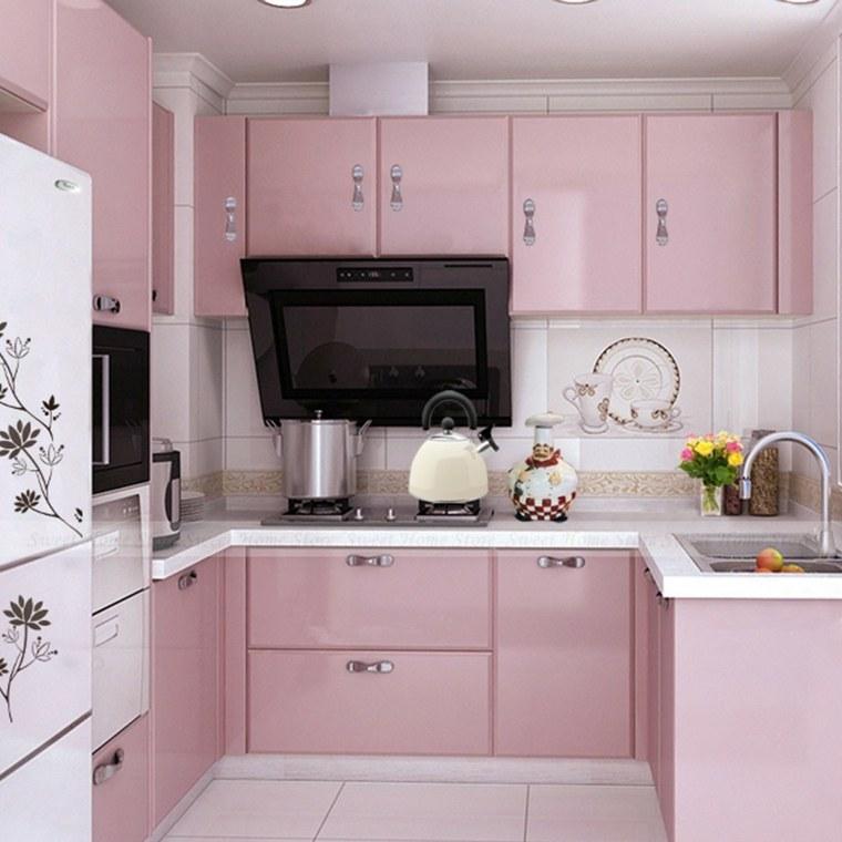 Papel pintado para muebles para decorar los interiores - Papel pintado autoadhesivo para muebles ...