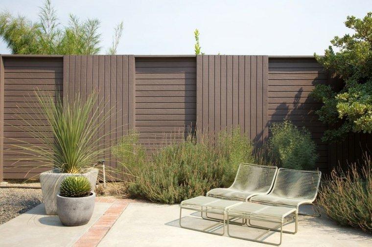 patios soleadoras muebles ambientaciones jardines exteriores