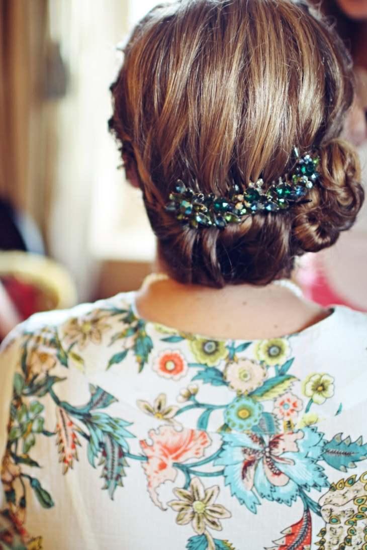 peinados para bodas detalle sofistica pelo ideas