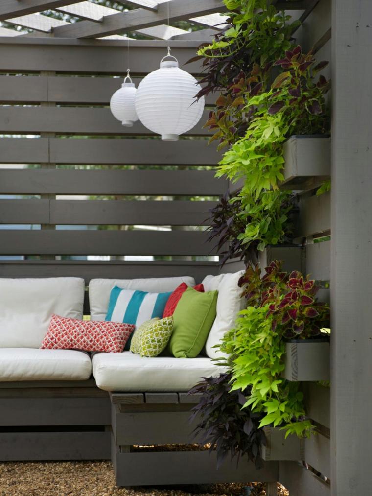 pergolas-modelos-estantes-plantas-decorativas-paredes
