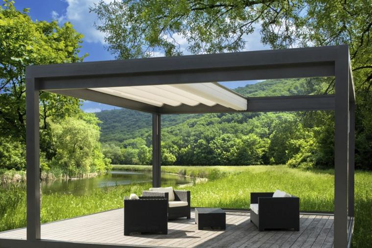 pergolas-modelos-sillones-lago-vistas-modernas-ideales