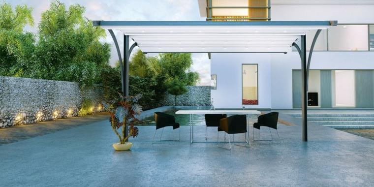 pergolas modelos suntech-exteriores-patios-muebles