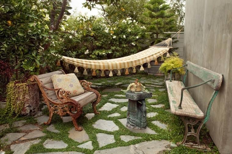 El verano est por llegar decora tu jard n para recibirlo - Disenos de jardines rusticos ...