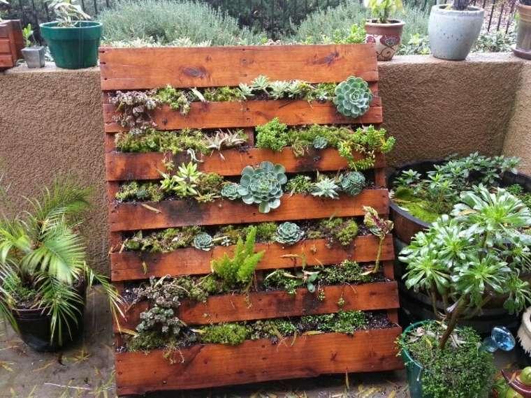 Jardines verticales caseros aprende a dise arlos y - Jardines verticales caseros ...