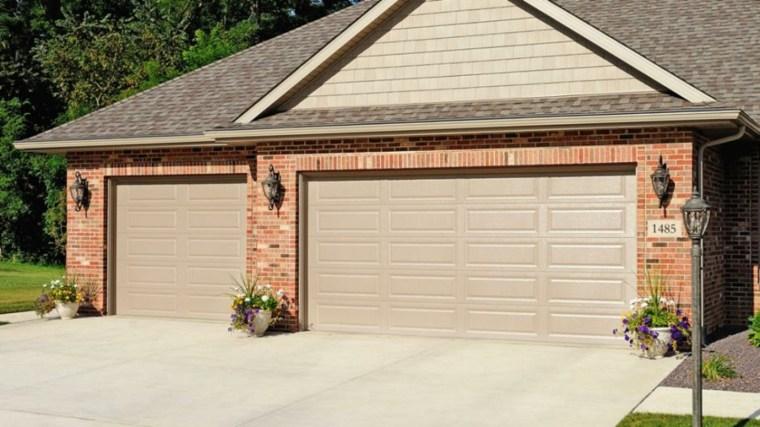 puerta garaje moderna