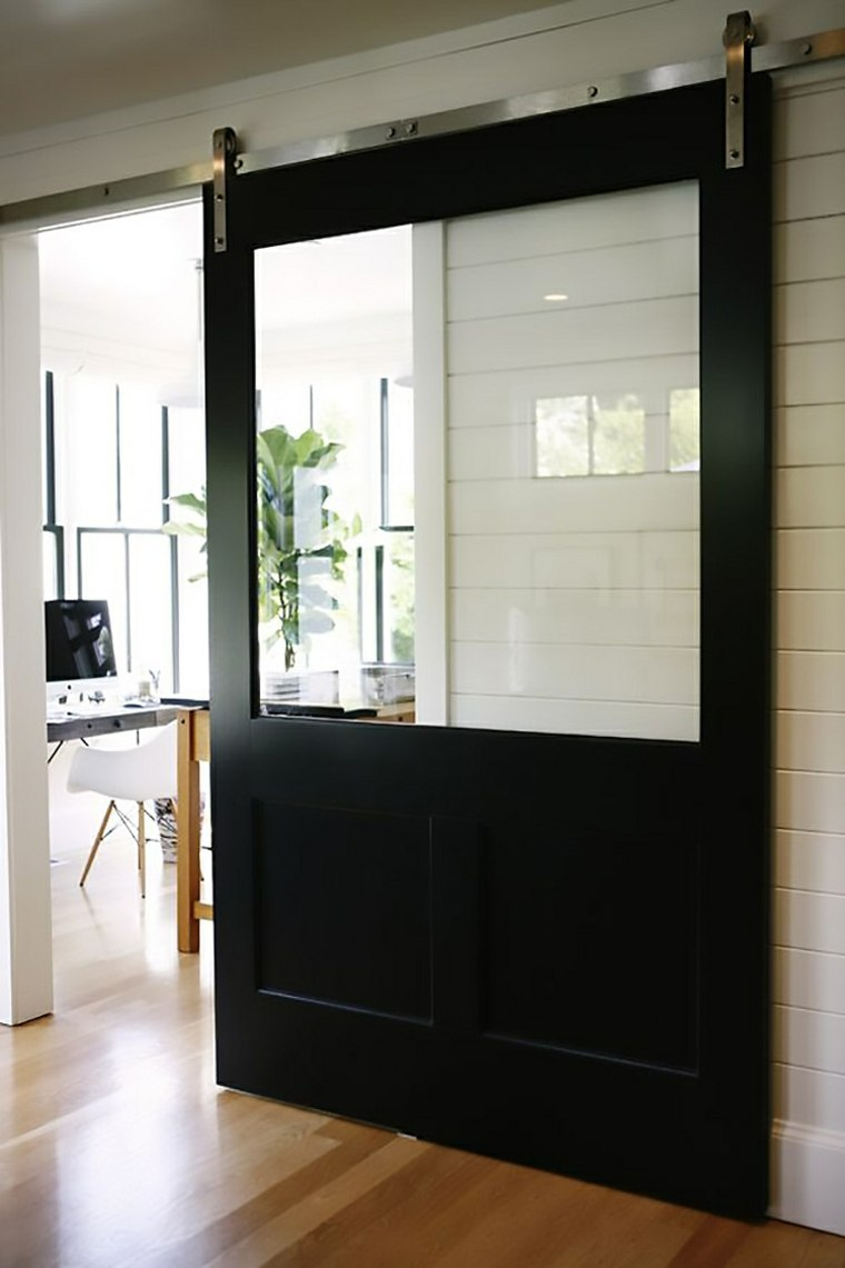 Puertas Correderas Ideas De Modelos Y Consejos Para Seleccionarlas ~ Puerta Corredera Cristal Cocina