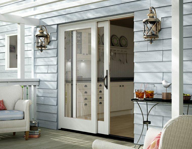 puertas correderas ideas patio-decoraciones-muebles-exteriores