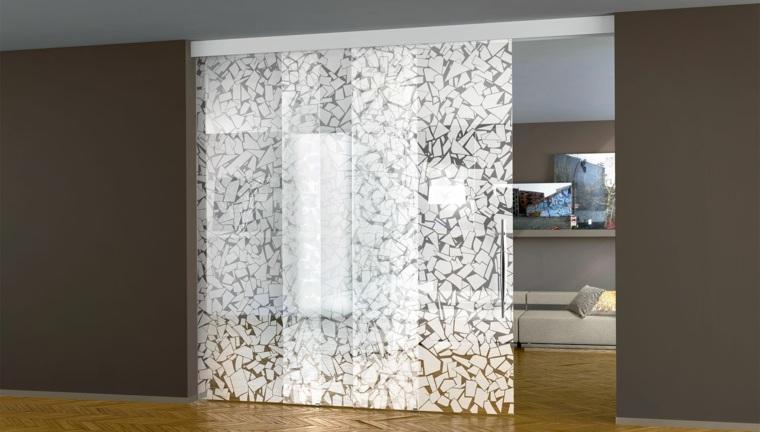 puertas correderas heladas