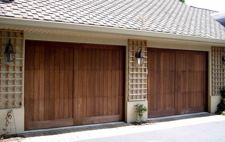 puertas de garaje clasicas