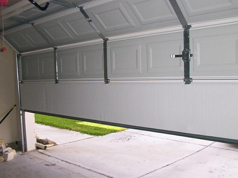 puertas de garaje funcionales