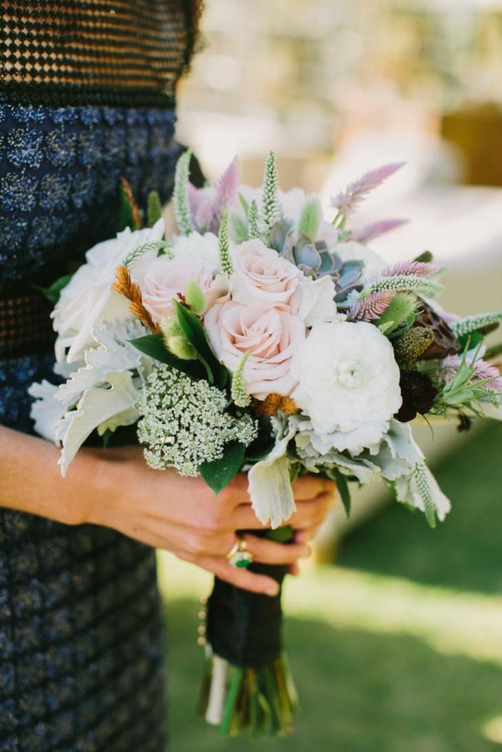 ramo boda estilo diseno rustico opciones ideas