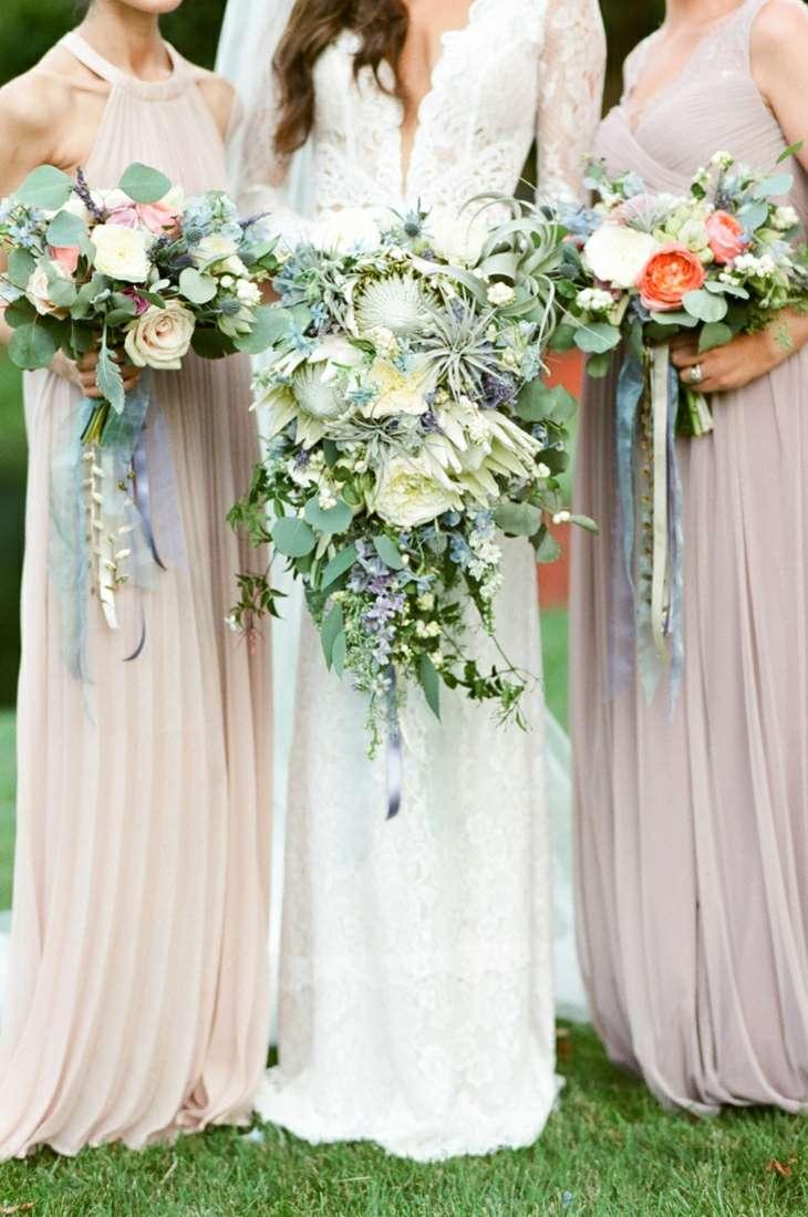 Matrimonio Simbolico Significado : Ramos de novia opciones ricas en color y belleza