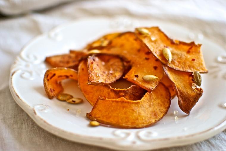 receta calabaza frita comer