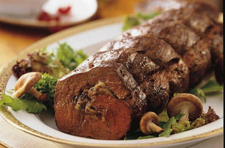 receta de filetes de ternera en salsa comer