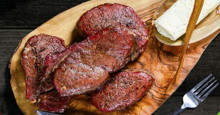 receta de filetes de ternera en salsa rica cenar