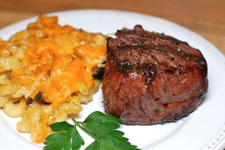 receta de filetes de ternera en salsa rica comer