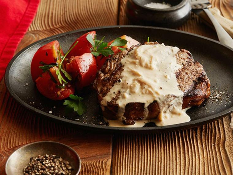 receta filetes de ternera en salsa