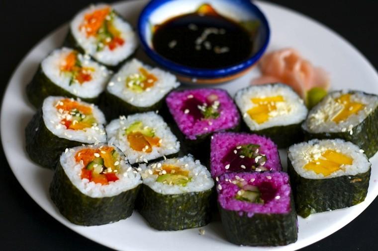 receta sushi rapida-hacer-casa
