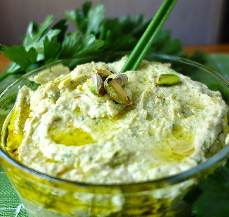 recetas caseras-perejil-pistachos-opciones