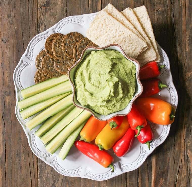 recetas caseras-ricas-verduras-opciones