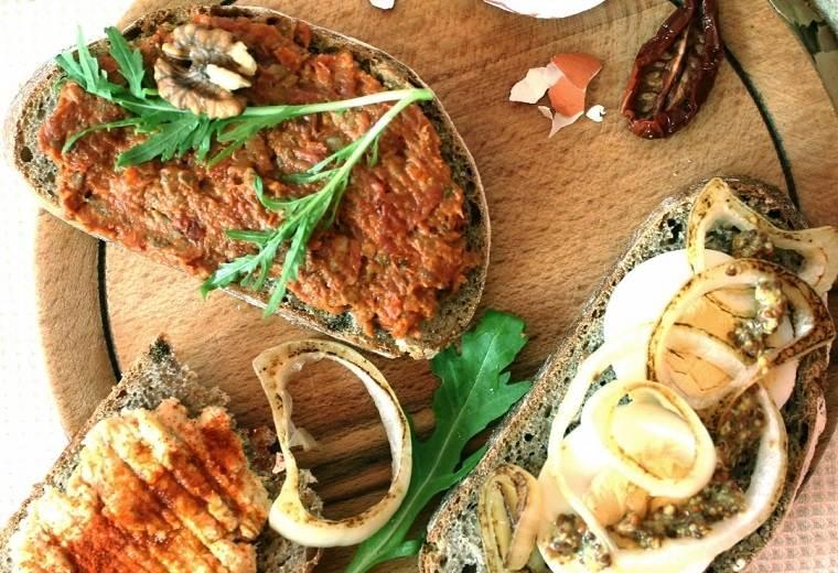 recetas caseras de salsas y pats veganos muy fciles de hacer