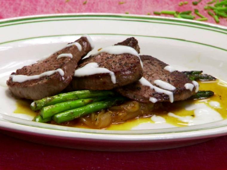 recetas con filetes de ternera en salsa