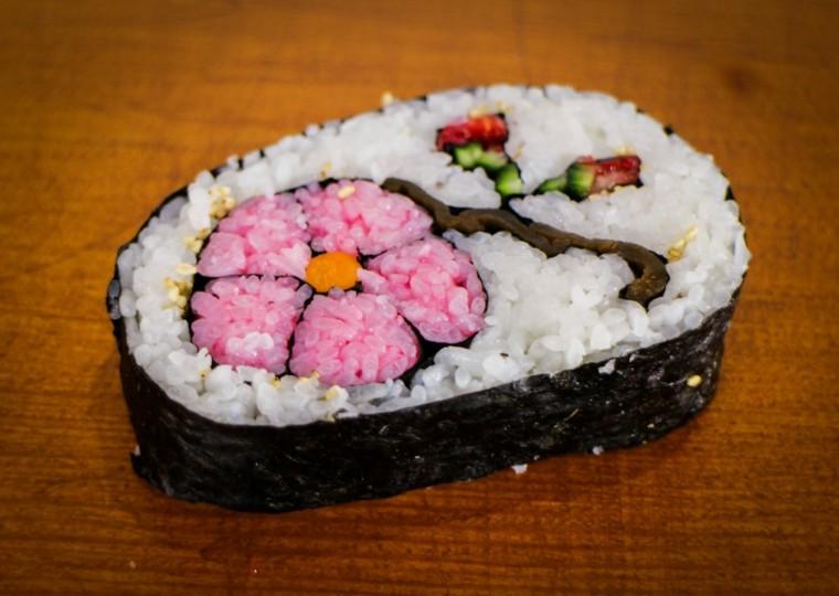 recetas de sushi originales-hacer-casa