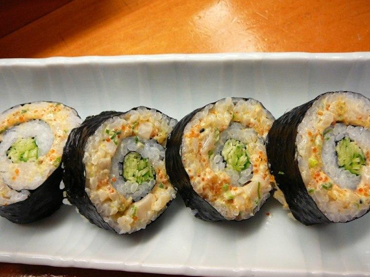 recetas para sushi rapidas-hacer-casa