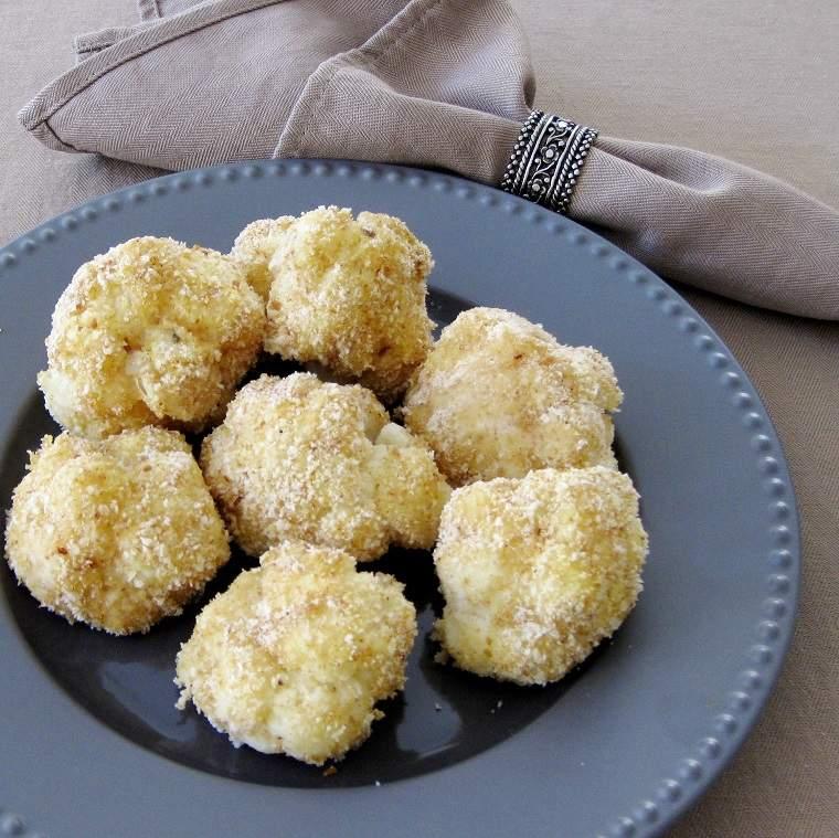 recetas veganas faciles coliflor horneada ideas