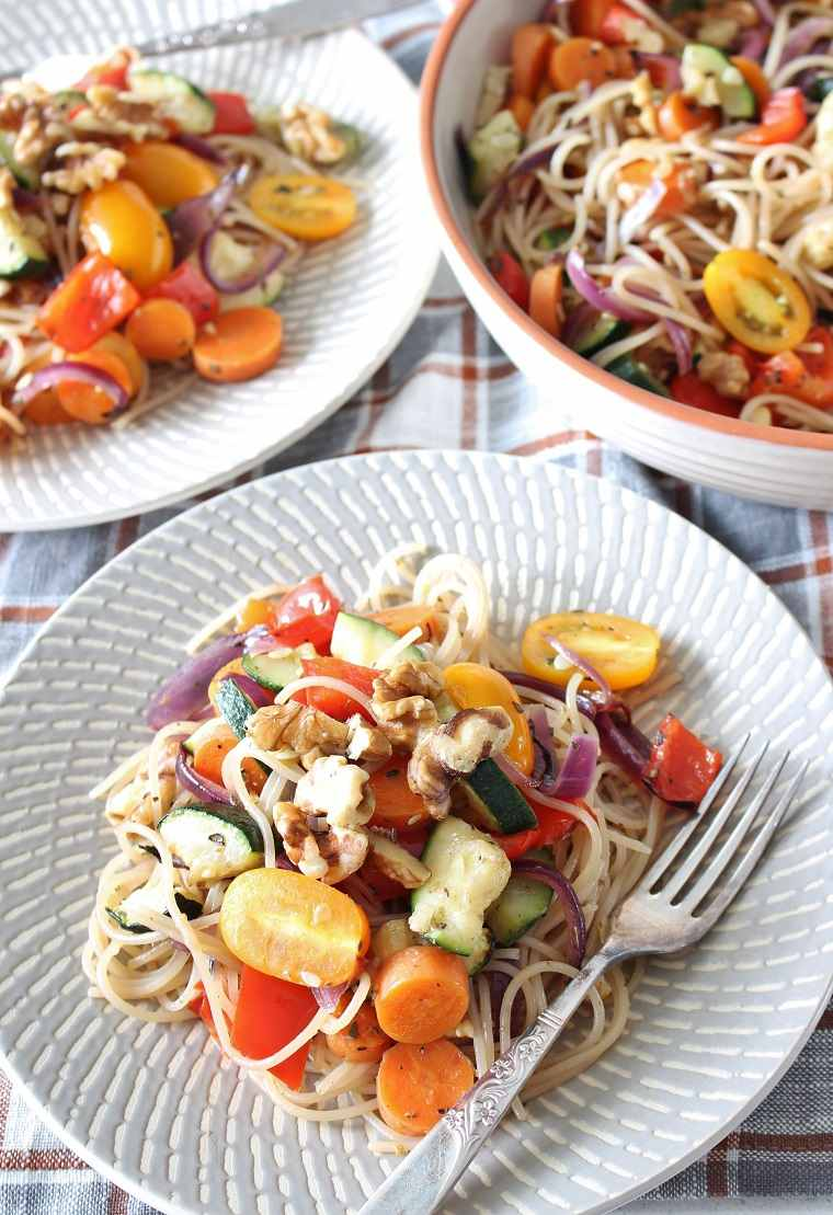 recetas veganas faciles pasta sin gluten opciones ideas