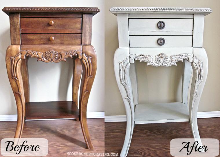 Restaurar muebles antiguos consejos y sencillos trucos Restoring old wooden furniture