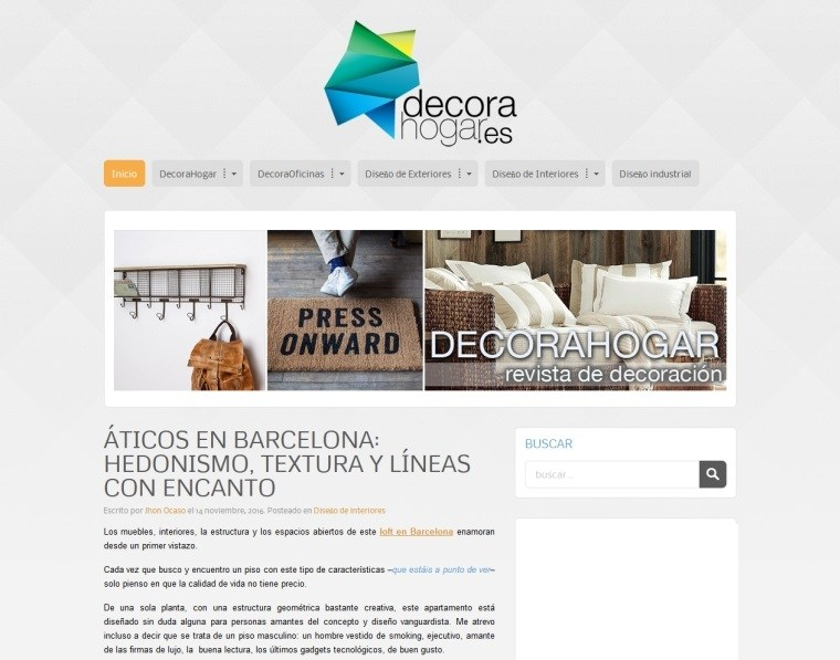 revistas decoracion diseno online opciones ideas