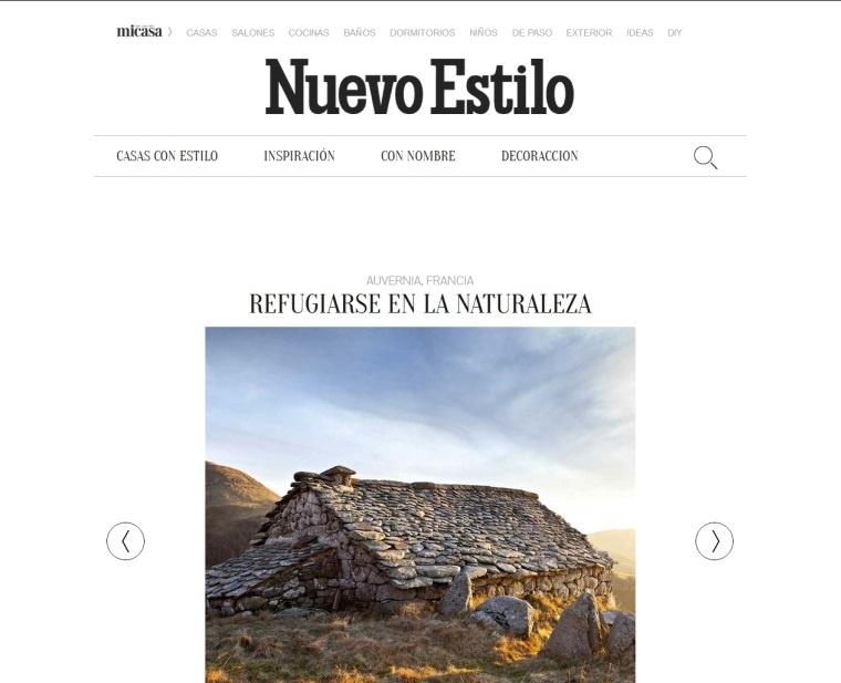 revistas online arquitectura diseno nuevo estilo moderno ideas