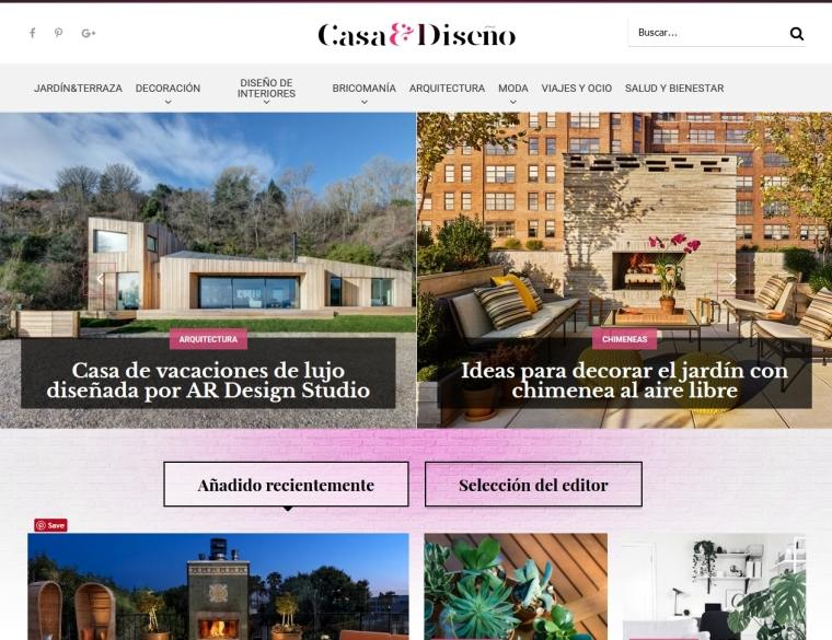 revistas online decoracion diseno estilo ideas