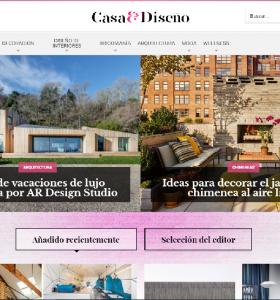 cool revistas online mejores pginas sobre diseo decoracin y with paginas de decoracion de casas