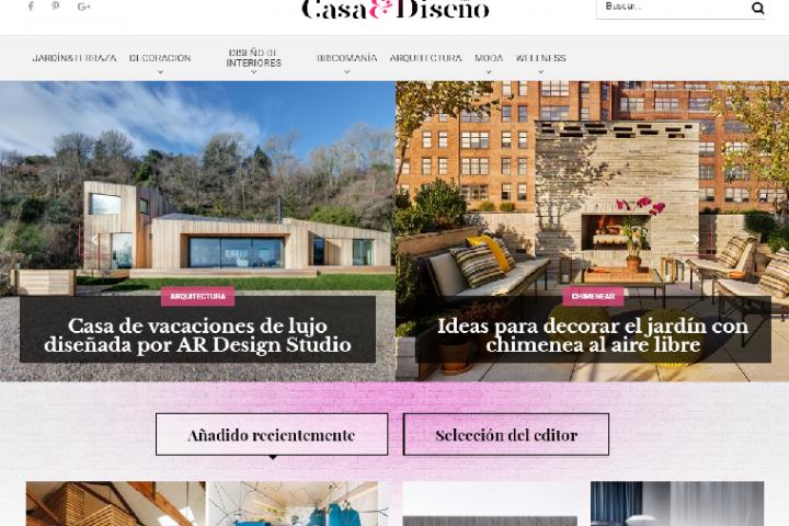 revistas online mejores pginas sobre diseo decoracin y