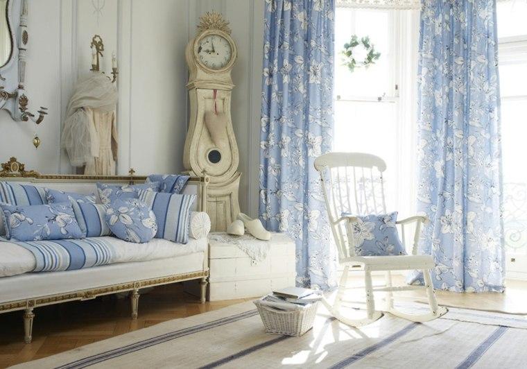 cortinas cojines