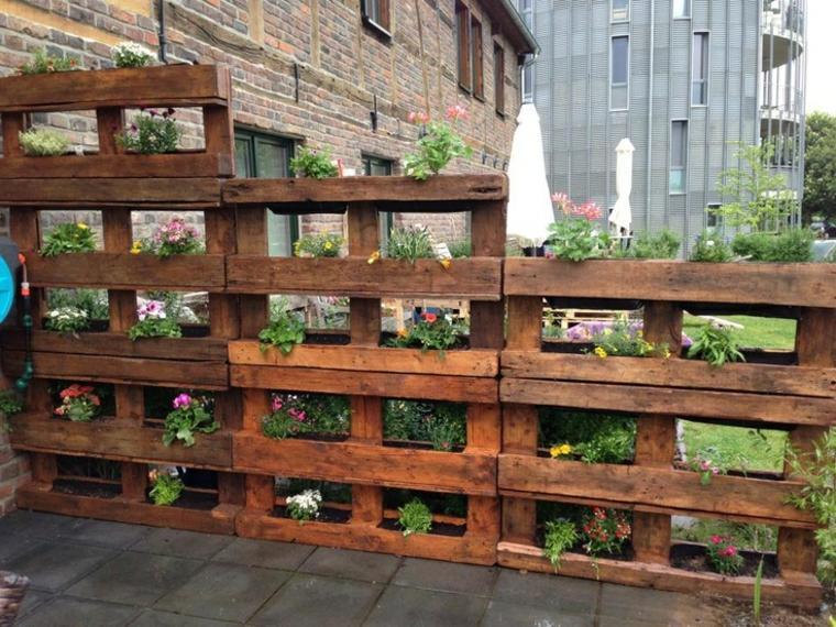 jardin vertical casero jardines verticales caseros aprende a dise arlos y mantenerlos originales ideas Originales jardines verticales separadores ambientes. separadores ambientes