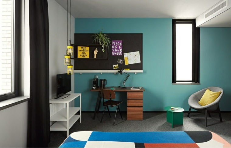 soluciones colores empresas interiores muebles