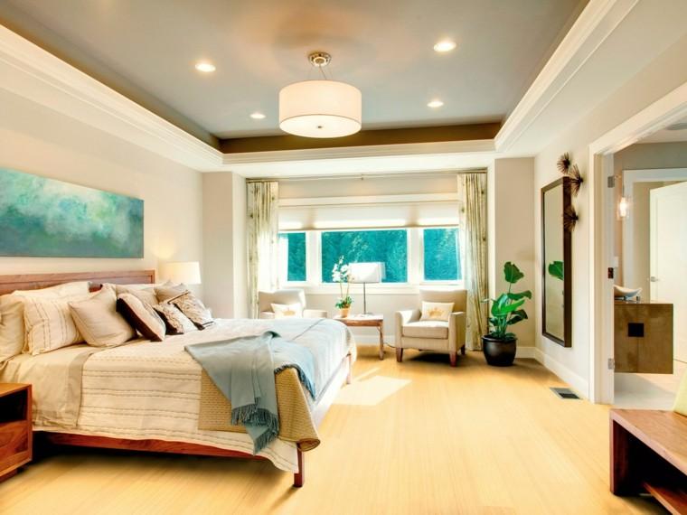 suelo dormitorio bambu Moso International ideas