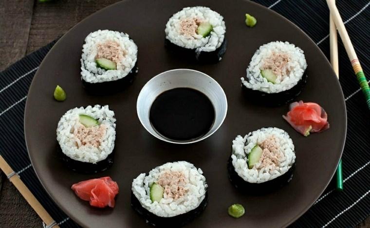 sushi receta rapida-hacer-casa