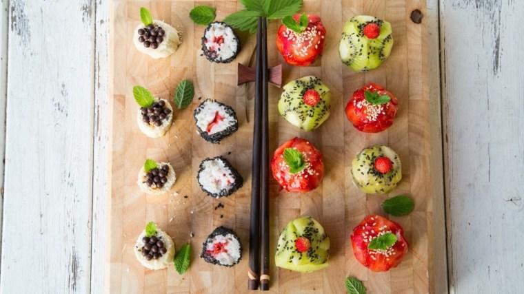 sushi receta rapida-preparar-casa
