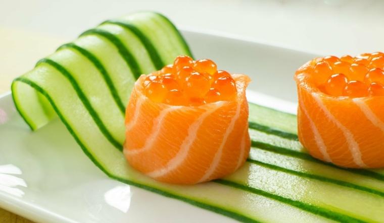 sushi recetas hacer-casa